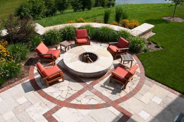 circle great garden design