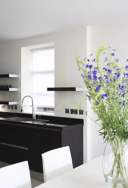 contemporary kitchen by Fisher Hart