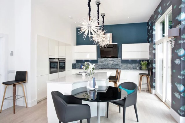 Contemporary Kitchen by Orchid Newton ltd
