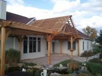 Pergola/Back Porch