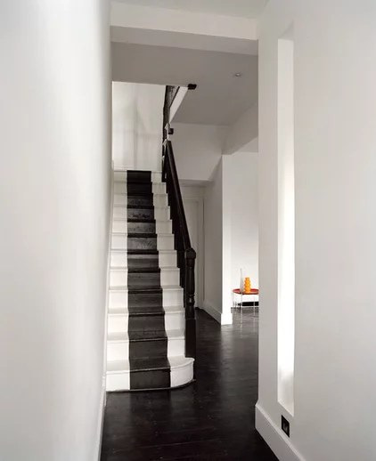 Contemporary Staircase by Brian O'Tuama Architects