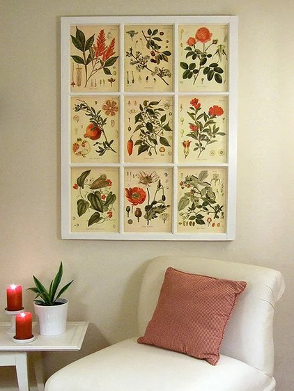 contemporary living room by Monica Ewing
