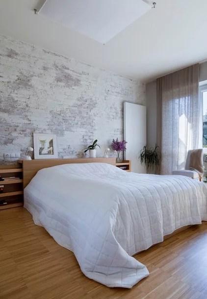 Transitional Bedroom by nasciturus design