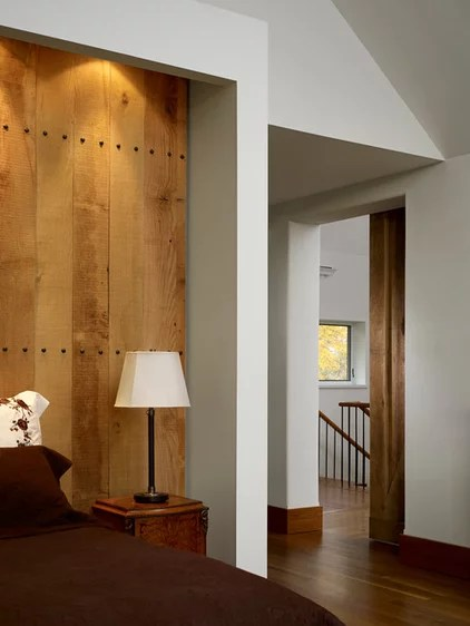 contemporary bedroom by Moger Mehrhof Architects