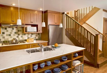 traditional kitchen by William Duff Architects, Inc.