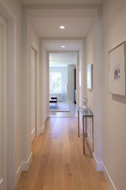 Hall, Contemporary Architecture, Baseboard