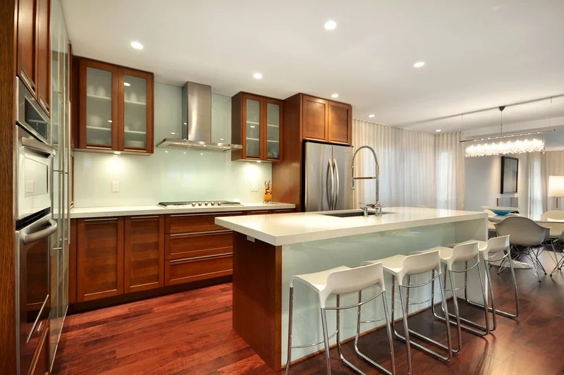 Contemporary Kitchen by Navo Design Studio