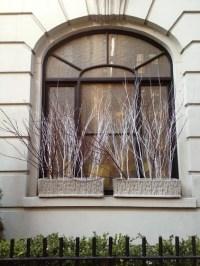 City Gardener: Fun With Winter Window Boxes