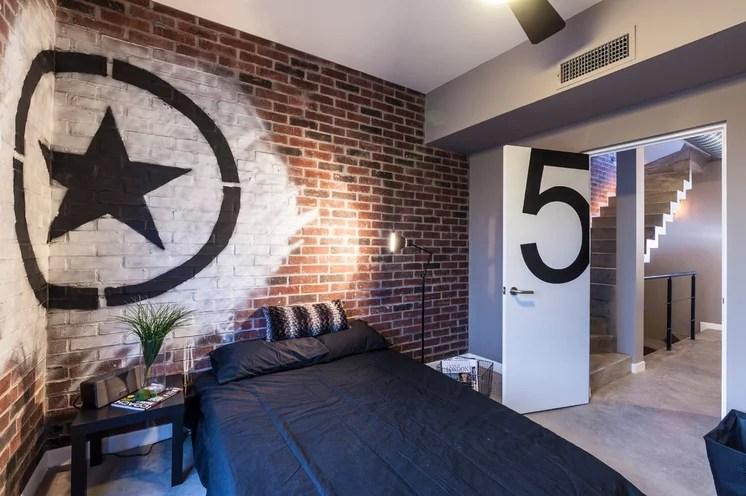 Contemporary Bedroom by CityLoft