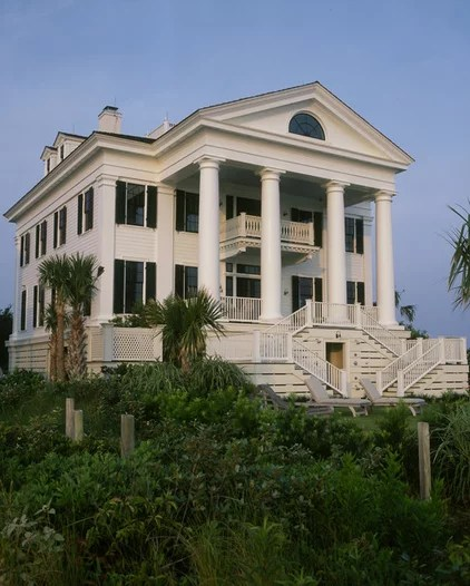 traditional exterior by Chadsworth Columns