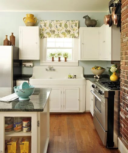 traditional kitchen by Dona Rosene Interiors