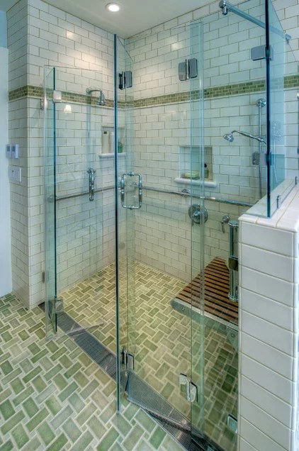Traditional Bathroom by Design Set Match