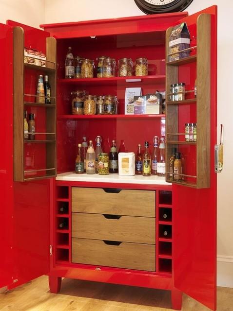 Google Image Result For Http St Houzz Com Simages 1003101 0 4 0939 Kitchen Cabinets Jpg Freestanding Kitchen Kitchen Stand Kitchen Pantry