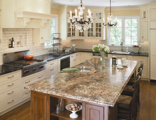 Kitchens by Formica Group traditional kitchen