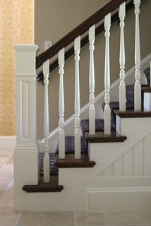 david phillips : drp KAT-21 traditional staircase