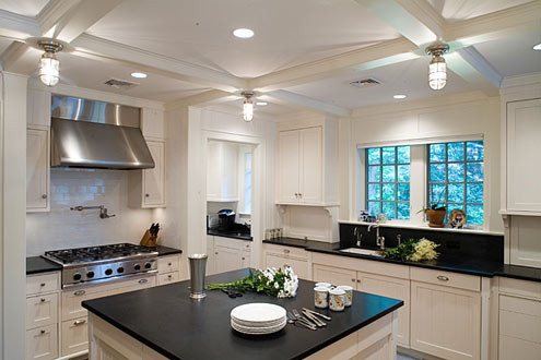 Austin Patterson Disston Architects traditional kitchen
