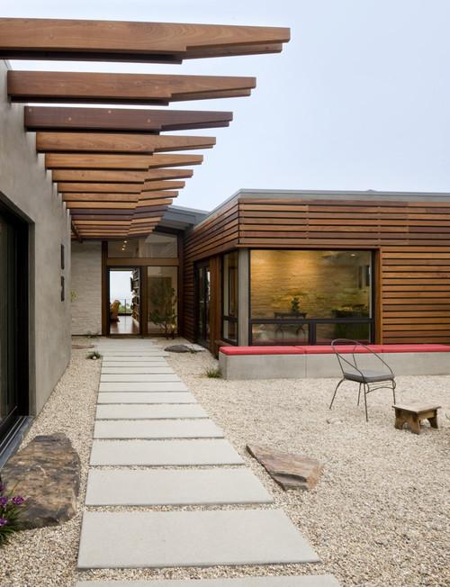 Exterior contemporary exterior