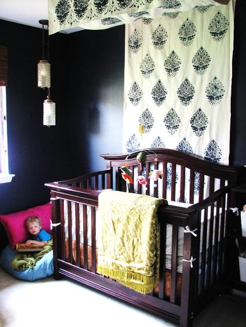 Nursery eclectic kids