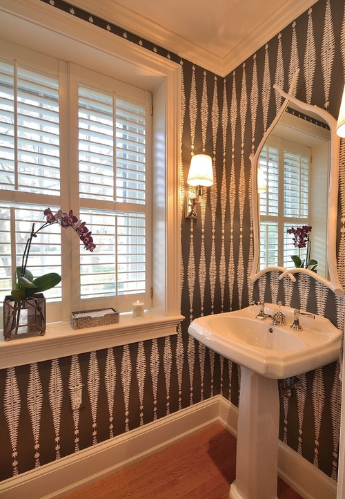 My top ten rules for gorgeous powder rooms color calling for Gorgeous powder rooms