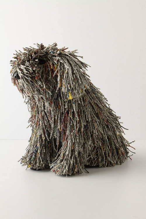 Newsy Puli Dog eclectic kids toys