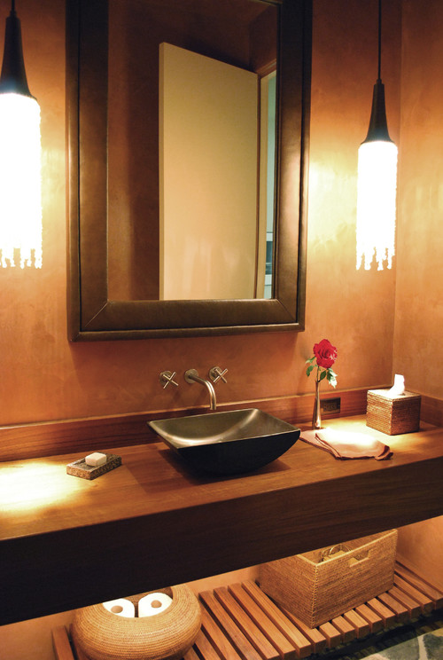 Ana Williamson Architect contemporary bathroom