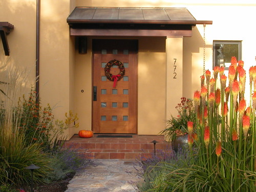 Ana Williamson Architect contemporary entry