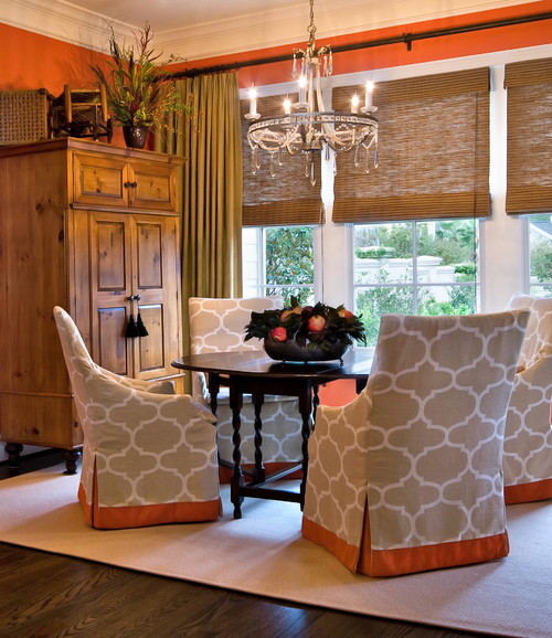 Lorraine Vale traditional dining room