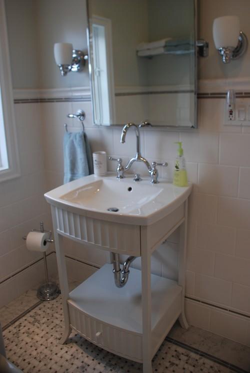 traditional bathroom by Jennifer