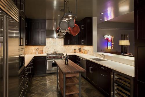 Four Seasons Mod -Kitchen contemporary kitchen