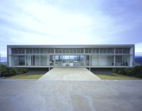 Rose House modern exterior
