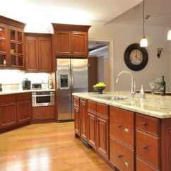 Tall Kitchen Cabinets Lights Cage Design Buildwhat S The Difference Base Wall Cabinet Finley Traditional