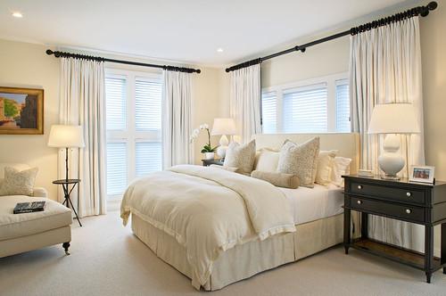 contemporary bedroom by Kitchens & Baths, Linda Burkhardt