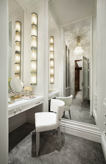 Dressing Table Inspiration & Lighting Tips
