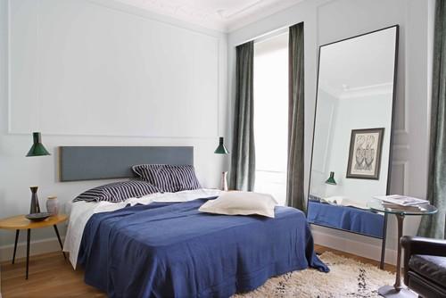 Spanish apartment contemporary