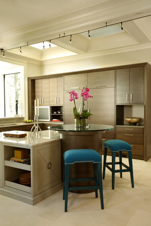 Christy Dillard Collection by Lorts eclectic kitchen