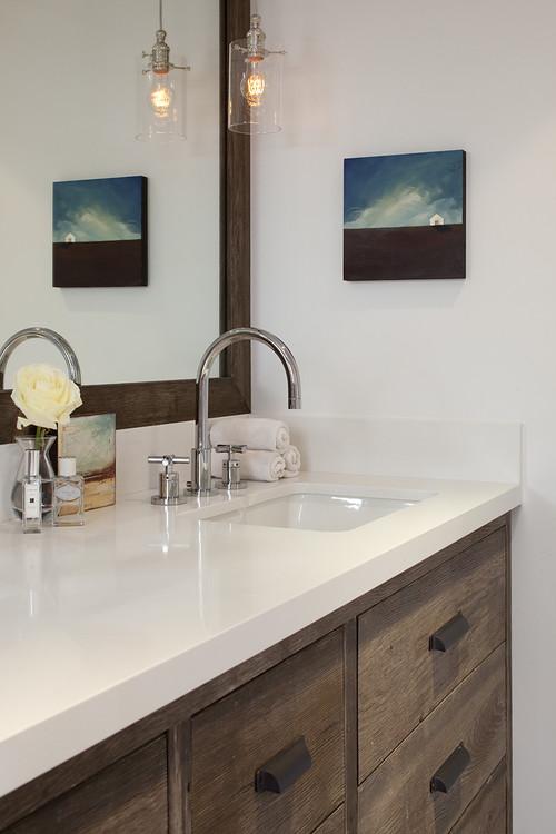 Mill Valley contemporary bathroom