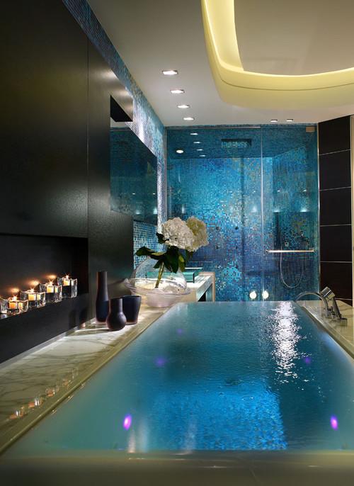 KUNDALINI contemporary bathroom