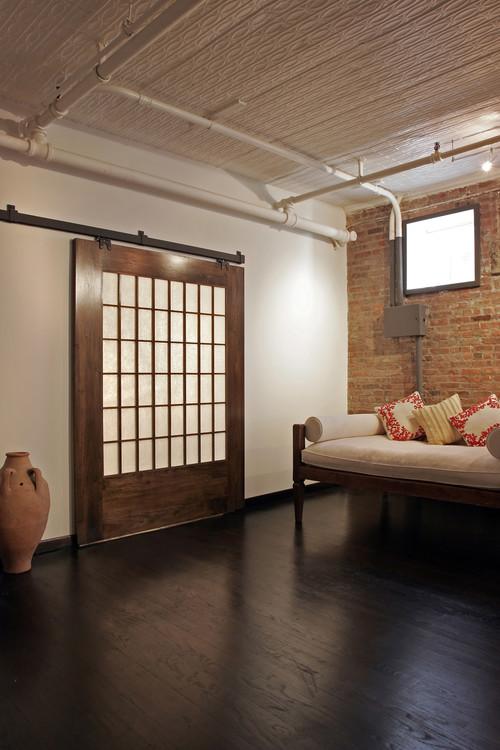 Z-loft modern living room