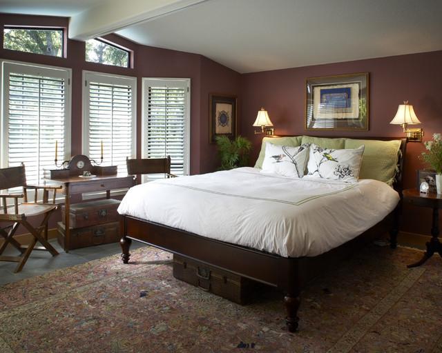 Bedroom traditional bedroom