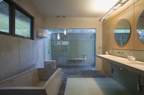 CH portfolio modern bathroom