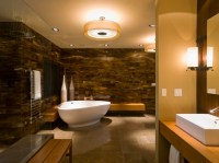 Spalike Bathroom - Donco Designs