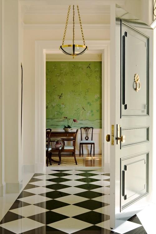 Brentwood Regency Estate traditional entry