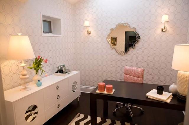 home office by Vanessa De Vargas