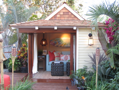 Project Playhouse Orange County 2011 tropical exterior