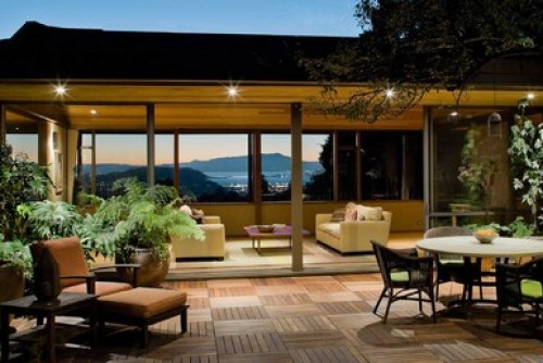 Outdoor Rooms add living space