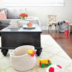 Children Living Room Furniture Storage Wall Units 5 Ways To Create A Kid Friendly Family