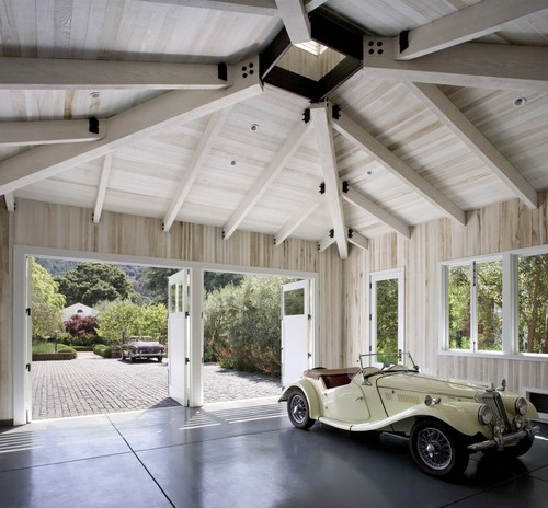 Garage Interior Ideas: Car Garages Dreams Are Made Of