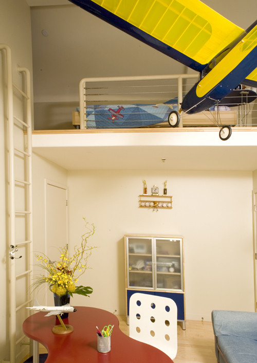Playful Decor Bunk Beds