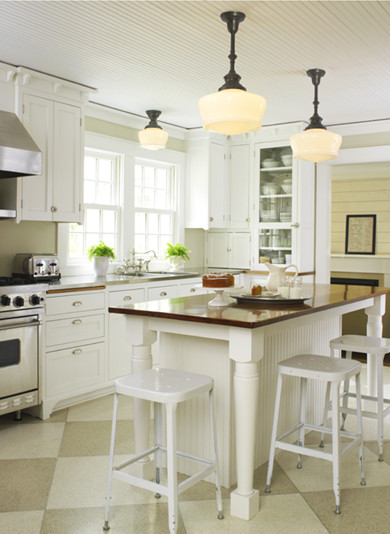 Farmhouse Kitchen from School House Electric traditional kitchen