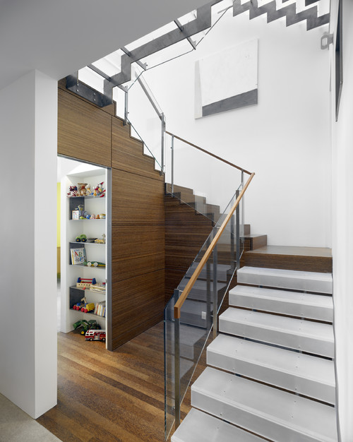 Laidley Street Residence modern staircase